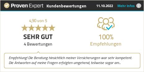 Kundenbewertungen & Erfahrungen zu S&P Schulz & Partner GmbH Versicherungsmakler. Mehr Infos anzeigen.